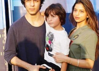 After Aryan Khan gets bail, Suhana Khan shares an 'I Love You' post for dad Shah Rukh Khan with a priceless childhood pic