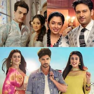 TV TRP report Week 42: Anupamaa's ratings pick up again, Udaariyaan makes it to top three, Bigg Boss 15 stays unimpressive