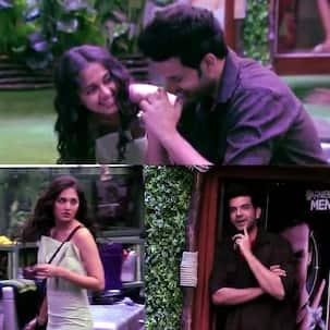 Bigg Boss 15: Tejasswi Prakash asks 'Kundree' Karan Kundrra to do her 'tareef'; their sweet romance will make TejRan fans go hayee – watch video