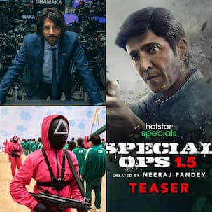 Trending OTT News Today: Kartik Aaryan's Dhamaka trailer is DHAMAKEDAAR, Special Ops 1.5 release date out, Schools urge parents to keep kids away from Squid Game and more