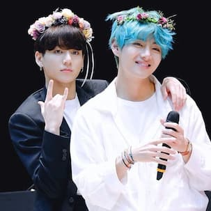 BTS: When V and Jungkook's answers to the same question proved that they are like chalk and cheese