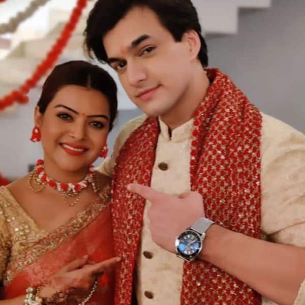Surekha chachi and Kartik