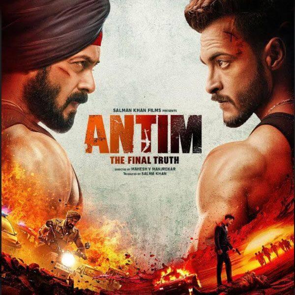 आयुष शर्मा- फिल्म अंतिम (Aayush Sharma in Antim)