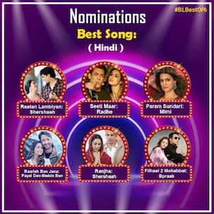 #BLBestOf6: Raatan Lambiyan, Seeti Maar, Param Sundari and more – vote for the Best Song Hindi in the first half of 2021