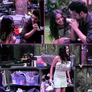 Bigg Boss 15: karan kundrra संग फ्लर्ट करती दिखीं Tejasswi Prakash, शरम से लाल हुआ टीवी का ये हैंडसम हंक