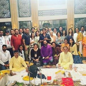 Yeh Rishta Kya Kehlata Hai के नए सफर की शुरूआत से पहले सेट पर हुई पूजा, एक छत के नीचे जमा हुए सभी सितारे