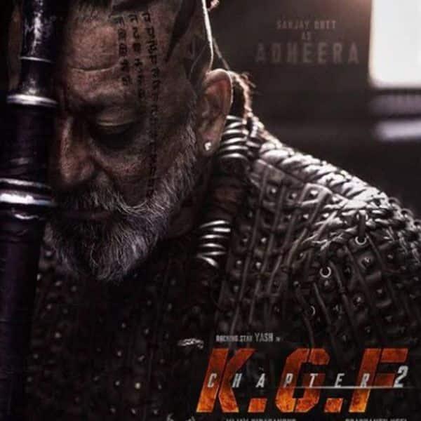 संजय दत्त- फिल्म केजीएफ 2 (Sanjay Dutt in KGF 2)