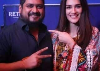 Adipurush: Kriti Sanon wraps the shooting of Prabhas starrer; says, 'My heart sinks as I let go of this super special character'