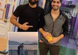 Yeh Rishta Kya Kehlata Hai: उदयपुर में शर्टलैस होकर शूटिंग करते दिखे Harshad Chopda, फैंस के बीच मची खलबली