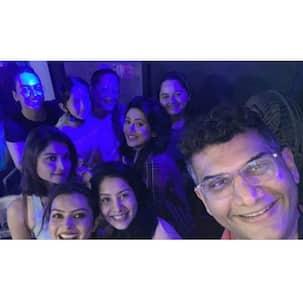Yeh Rishta Kya Kehlata Hai: Mohsin Khan और Shivangi Joshi ने सेट पर की आखिरी बार पार्टी, देखें PICS