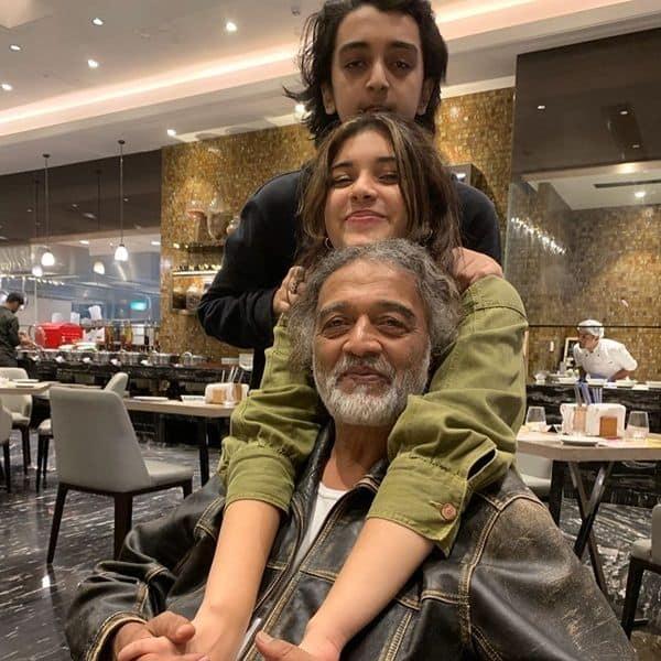 Sara, Rayu and Baba
