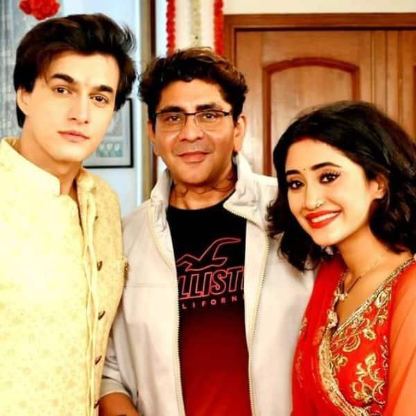 Yeh Risha Kya Kehlata Hai: Rajan Shahi Emotionally Says Goodbye to Mohsin Khan-Shivangi Joshi;  says: 'This Rishta will remain'