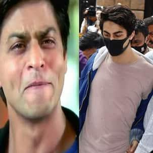 जेल में बेटे Aryan Khan की दयनीय हालत देख पसीजा Shah Rukh Khan का दिल, लाडले के सामने बैठ जोर-जोर से रोए