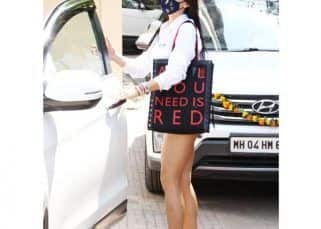 Sara Ali Khan flaunts her toned legs and we simply can't stop swooning – see pics