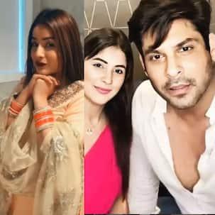 Shehnaaz Gill's throwback video posing with a red chooda leaves fans emotional; 'Sid ki Sana' say SidNaaz fans - watch