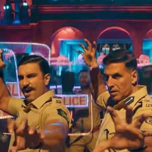 Sooryavanshi song Aila Re Aillaa: Akshay Kumar, Ranveer Singh, Ajay Devgn all set to unleash the biggest party anthem of the year - watch teaser