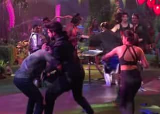 Bigg Boss 15: Karan Kundrra's choke slam move on Pratik Sehajpal leaves social media fuming; fans say, 'WTF is this?' — read tweets