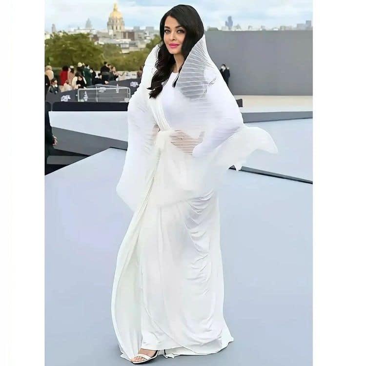 Beauty in white