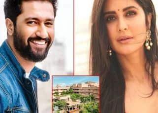 Vicky Kaushal और Katrina Kaif ने शादी के लिए चुना 700 साल पुराना किला! रजवाड़ों की तरह ठाठ-बाठ से लेंगे सात फेरे