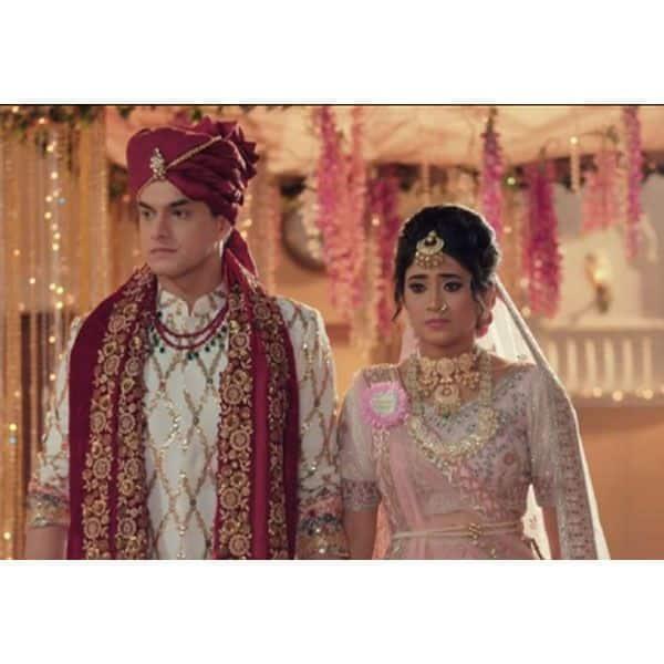 Kartik married Sirat