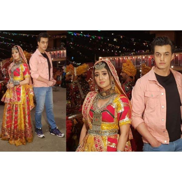 Shivangi returns as Sirat