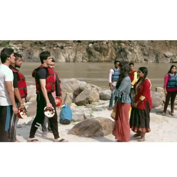 Kartik-Naira's first meeting at Hrishikesh