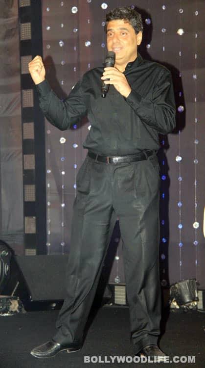 Karan Johar, Farah Khan bond at channel launch