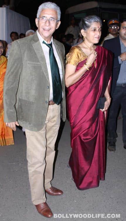 Aamir Khan, Arjun Rampal, Lara Dutta at Boman Irani's son Danesh Irani's wedding reception