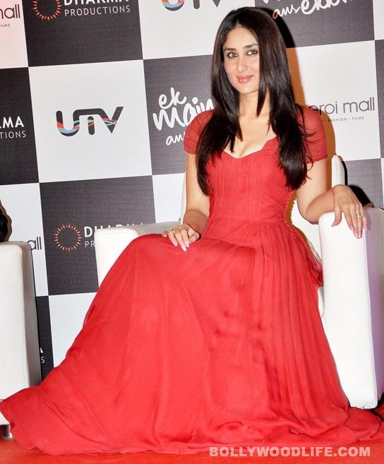 Kareena Kapoor and Imran Khan promote 'Ek Main Aur Ekk Tu'