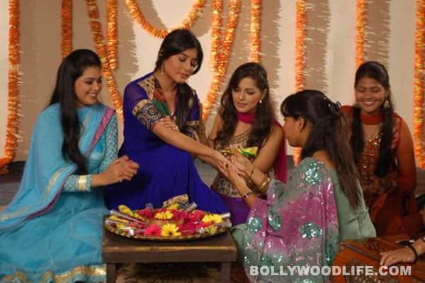 KUCH TOH LOG KAHENGE: Nidhi and Ashutosh's wedding photos!