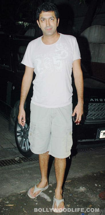 Shahid Kapoor, Priyanka Chopra, Kunal Kohli at the special screening of 'Teri Meri Kahaani'