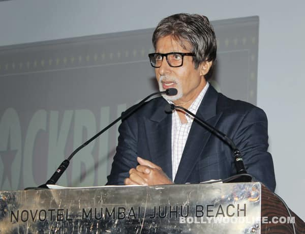 Amitabh Bachchan, Sanjay Dutt, Prachi Desai launch TP Aggarwal's trade magazine 'Blockbuster'