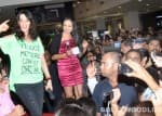 Preity Zinta at the promotion of Ishkq in Paris at R City Mall