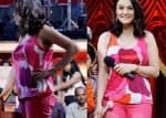 Preity Zinta keeps it vivacious with pink!