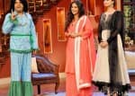 Kapil Sharma's clown act on Comedy Nights with Kapil with Vidya Balan and Dia Mirza