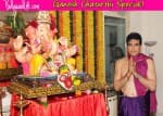 Jeetendra, Ekta Kapoor and Tushar Kapoor celebrate Ganeshotsav - View pics!