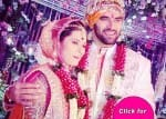 Kratika Sengar and Nikitin Dheer's sangeet and wedding: View pics!