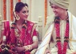 Purbhi Joshi and Valentino Fehlmann's grand wedding - View pics!