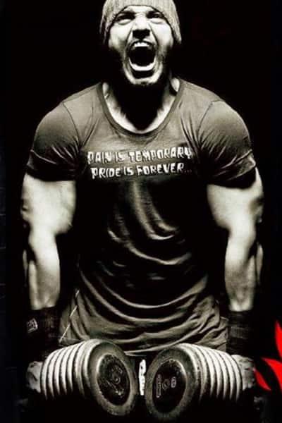 John Abraham Hot Gym Picture