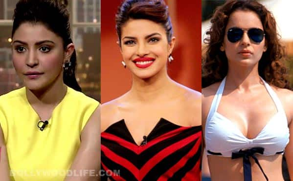 Anushka Sharma, Priyanka Chopra and Kangana Ranaut – which of these Bollywood beauties had a successful makeover?