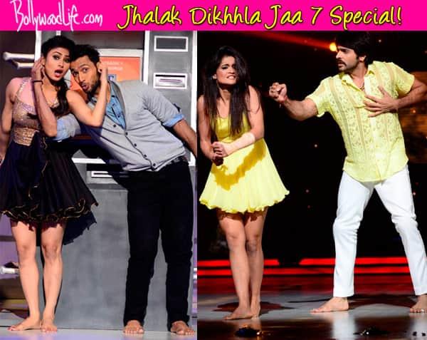 Jhalak Dikhhla Jaa 7: Mouni Roy and Ashish Sharma give a spectacular performance