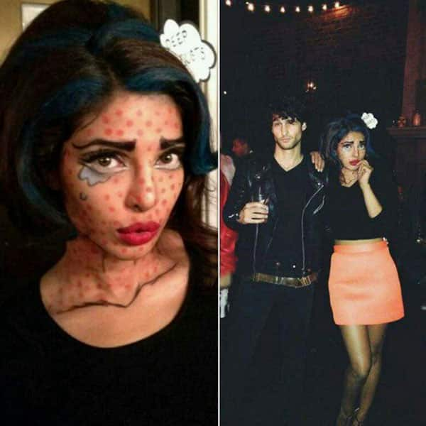 Priyanka Chopra and Jacqueline Fernandez dress up for Halloween party – View pics!