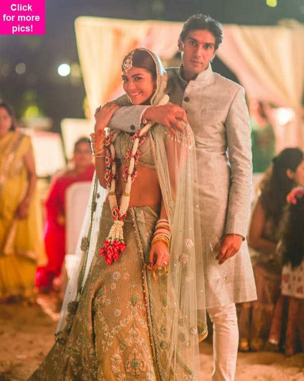 Khatron Ka Khiladi 6 contestant Archana Vijaya has a beach wedding – View pics!