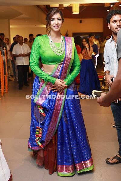Tollywood actress during director Krish and Ramya Velaga wedding