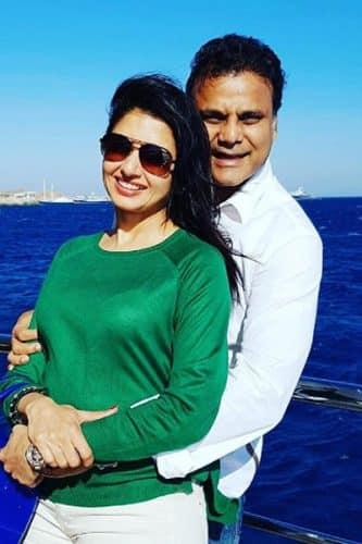 Salman Khan's 'Maine Pyaar Kiya' actress Bhagyashree is ...