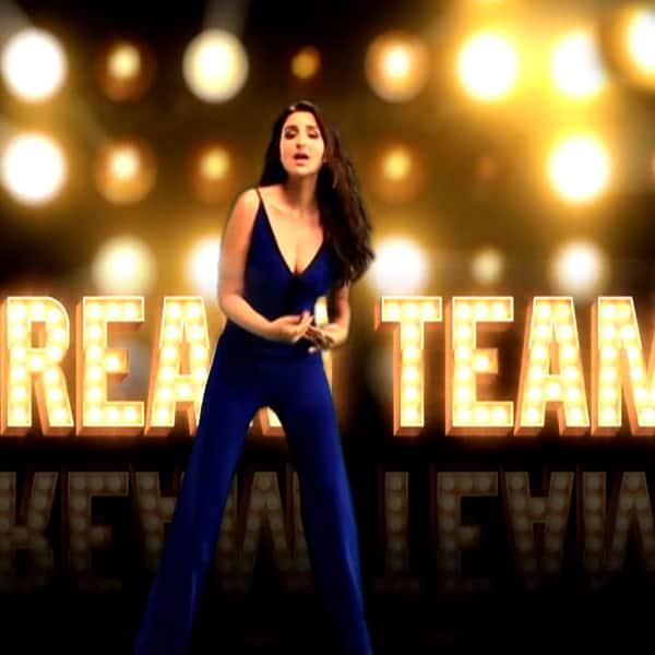 Parineeti Chopra's still from Dream Team promo video