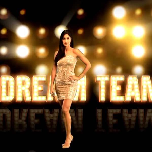 Katrina Kaif dancing in promo video of Dream Team