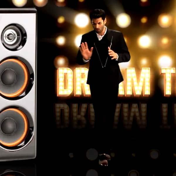 Aditya Roy Kapur's still from video of Dream Team
