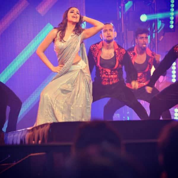 Parineeti Chopra while performing for Dream Team 2016 in Houston
