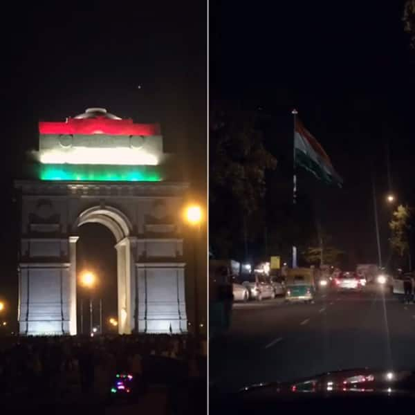 Asin shared India Gate's picture
